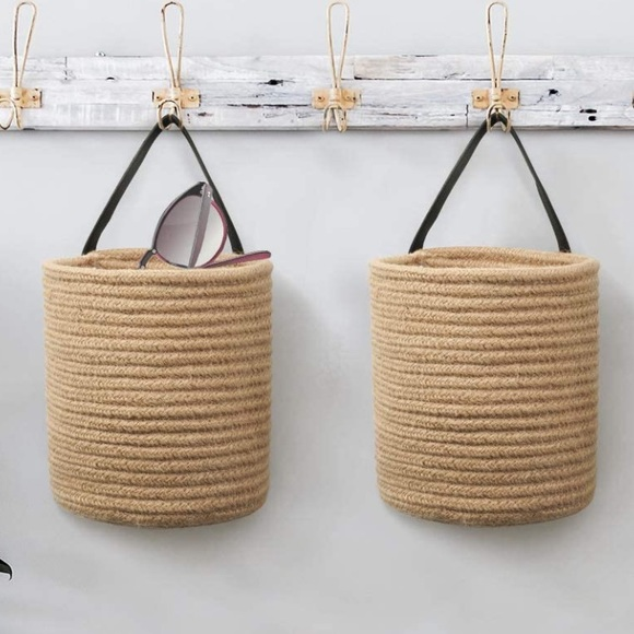 Other - 🎀Natural Baskets Farmhouse NEW🎀